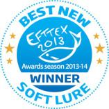 Beste Neuheit Efttex Award 2013 im Angelshop
