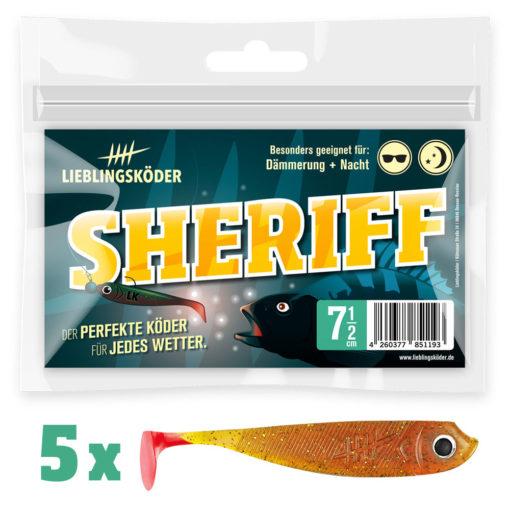 Lieblingsköder Sheriff 75 mm