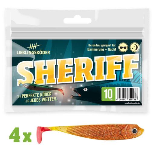 Lieblingsköder Sheriff 100 mm