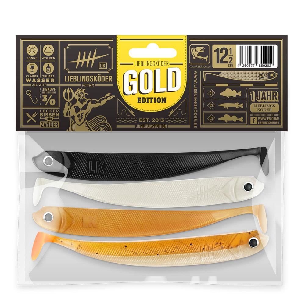 Lieblingsköder Gold Edition 125 mm