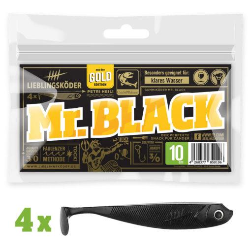 Lieblingsköder Mr. Black 100 mm