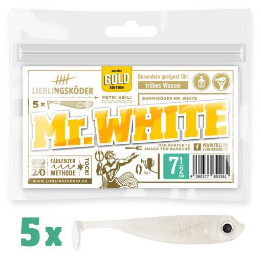 Lieblingsköder Mr. White 75 mm