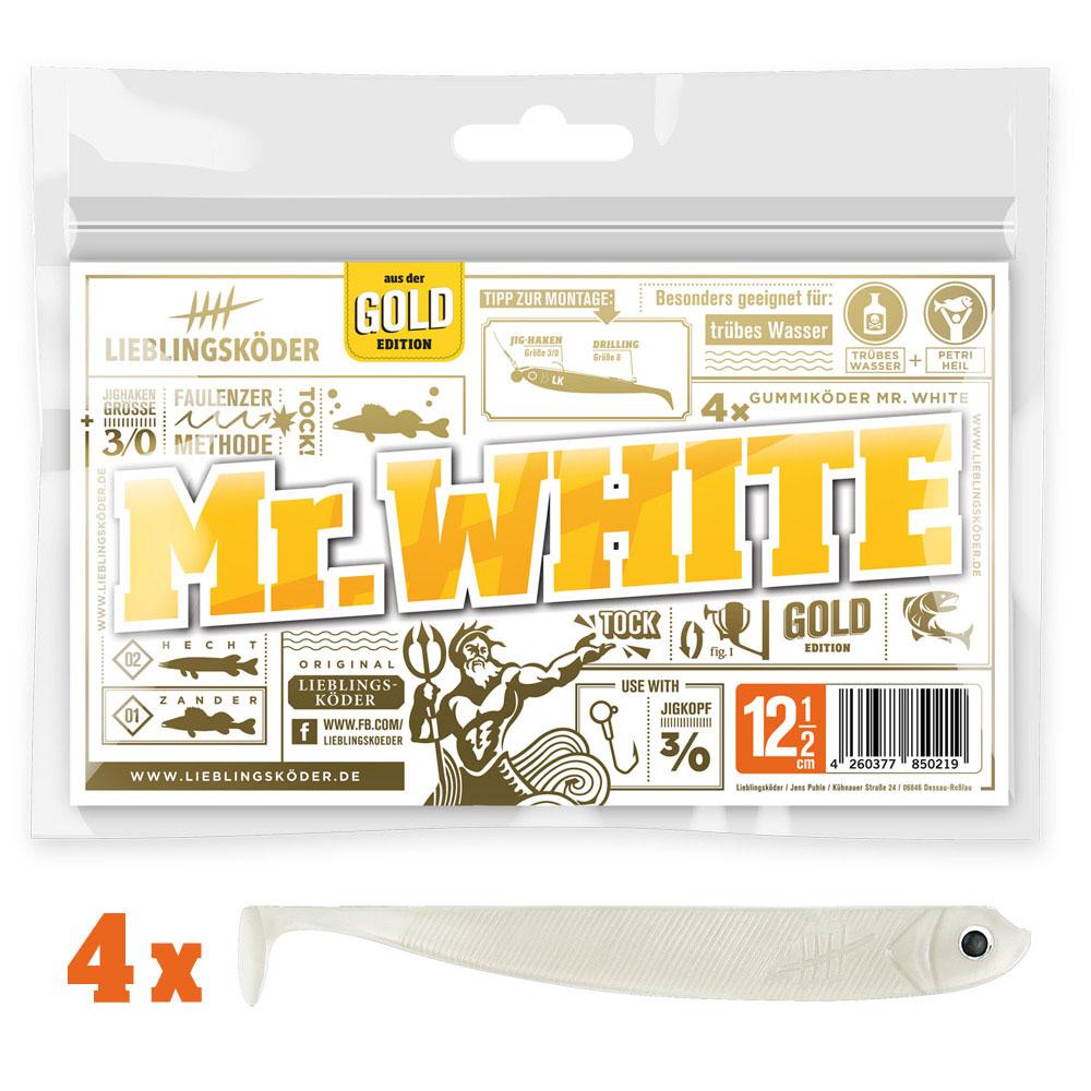 Lieblingsköder Mr. White 125 mm